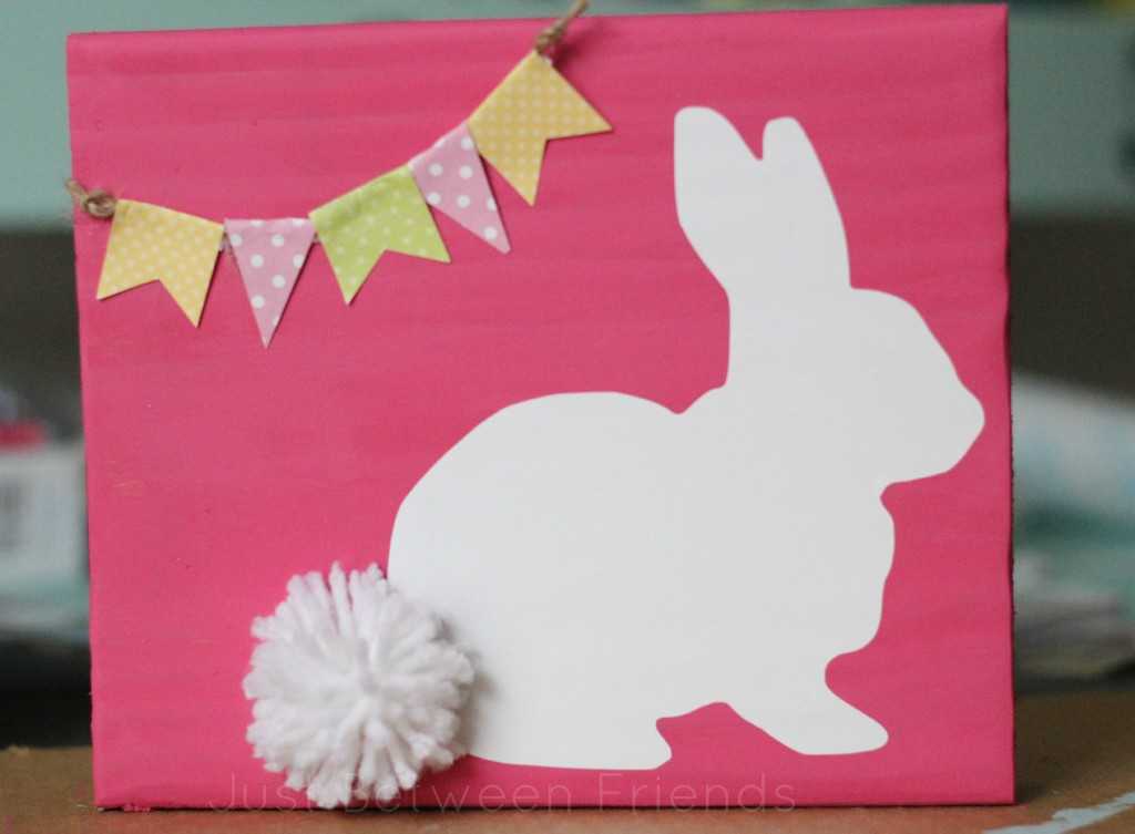 Easter Bunny Craft Idea Just Jonie