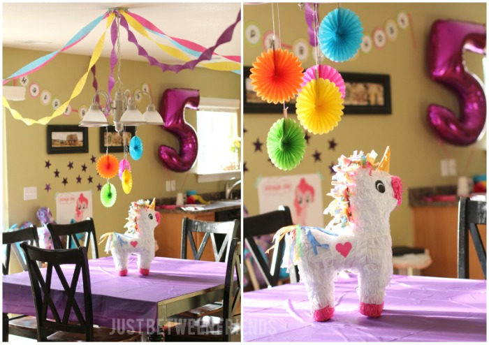 My Little Pony Party Ideas & My Little Pony Party Ideas - Just Jonie